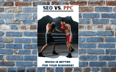 SEO vs. PPC – Which Is Better For Your Small Business?
